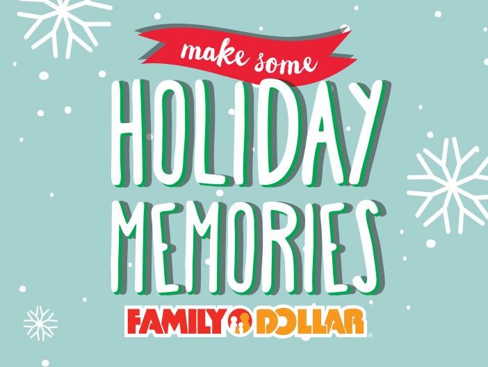 Family Dollar Holiday