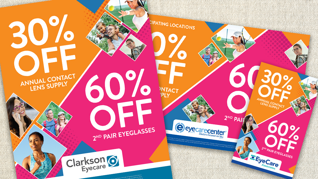 eyecare partners spring promotion